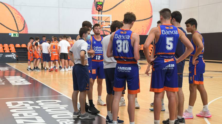 Youth Teams end the postseason with a day at L'Alqueria del Basket