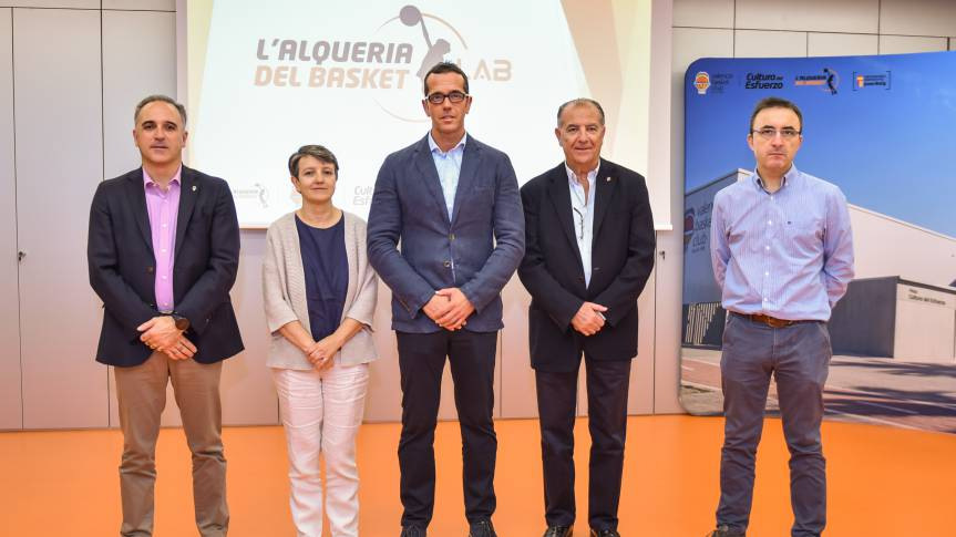 L'Alqueria LAB, to boost co-innovation in basketball