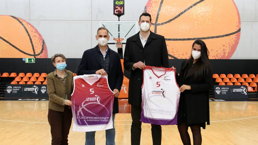 Europrobasket and L'Alqueria del Basket extend their alliance