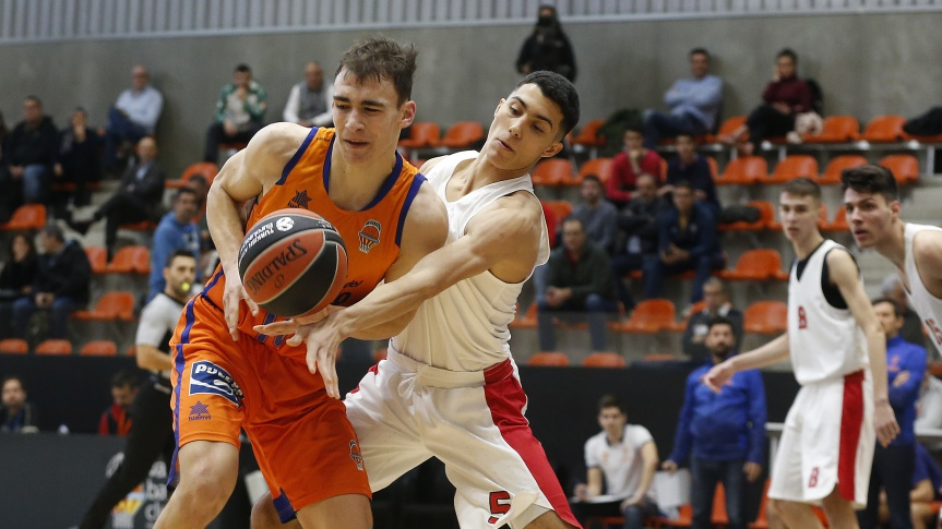 Derivación ala Virgen  Schedule confirmed for EuroLeague Basketball Adidas...